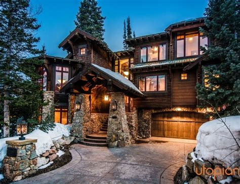 utopian luxury vacation homes park city ut resort