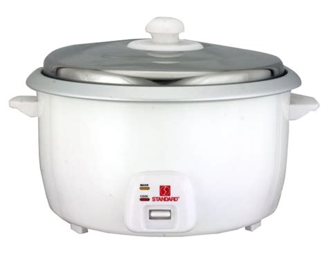 Fuse Rice Cooker standard appliances
