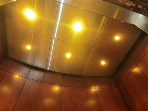 Suspended Ceiling Assemblies by Elevator Suspended Ceiling Assemblies