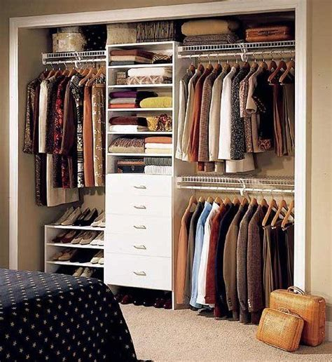 Closet Organization by 25 Best Ideas About Small Closet Organization On