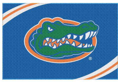 Florida Gator Rugs ncaa florida gators small tufted rug floor decoration contemporary rugs