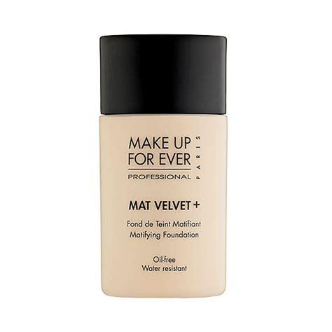 make up for mat velvet matifying foundation 20