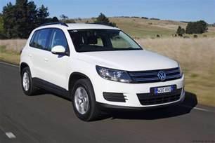 2012 volkswagen tiguan facelift announced photos 1 of 14