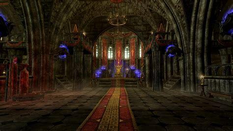 skyrim castle volkihar mod images castle volkihar redux mod for elder scrolls v