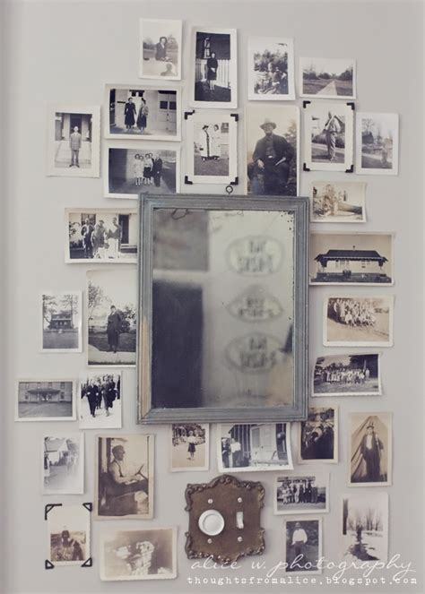 vintage four frame collage wall 28 images wall picture