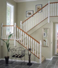 stairs with a window for the home