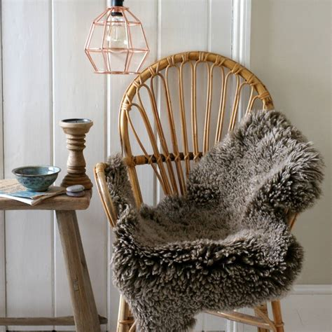 curly sheepskin rug curly sheepskin rug by magpie living notonthehighstreet