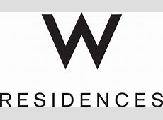 W Residences - Vibrant. Welcoming. Exclusive. W Hotels Logo Png