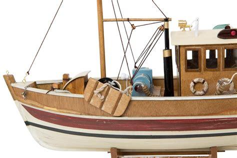ebay model fishing boat uk nautical memorabilia solid model cutter ship fishing