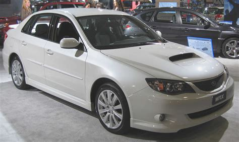 subaru impreza sedan 2008 2008 subaru impreza wrx sedan subaru colors