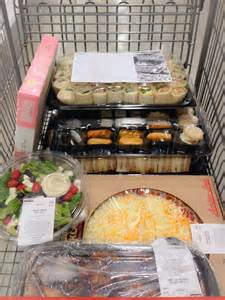 Costco party platter prosecco afternoon tea party arranged and
