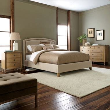 chelsea upholstered bed found at jcpenney master 13 best my furniture portfolio images on pinterest