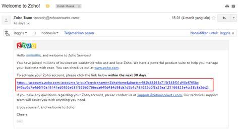 cara membuat email zoho panduan cara membuat email dengan domain sendiri 100 gratis