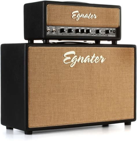egnater 2x12 cabinet review egnater tweaker 40 stack 40 watt tube head with 2x12