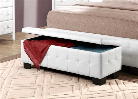 bed with bench upholstered bench with storage homesfeed