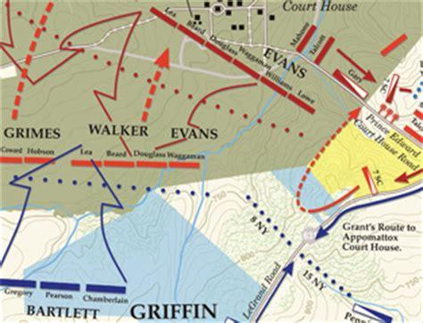 battle of appomattox court house the battle of appomattox court house summary facts civilwar org civil war era