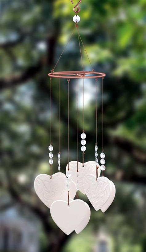 Craft Work For Home Decoration 40 Diy Wind Chime Ideas To Try This Summer Bored Art