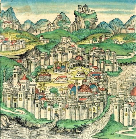 ottoman capture of constantinople a yorkshireman in istanbul 1593 history today