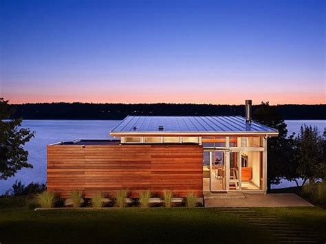 energy efficient cabin vashon island cabin creates an energy efficient family