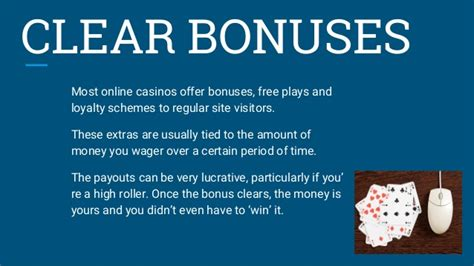 Online Play And Win Money - how to win money playing casino games online