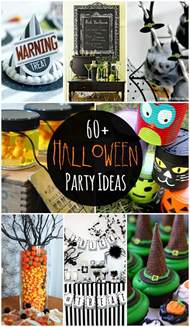 Halloween Decorating Games Halloween Party Ideas