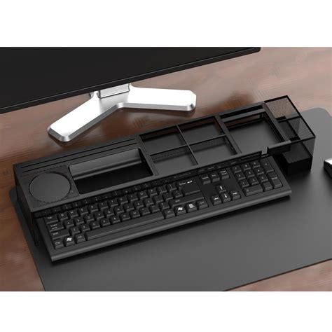 Neat Desk Organizer Reviews Amazon Com Mind Reader Desk Supplies Organizer With