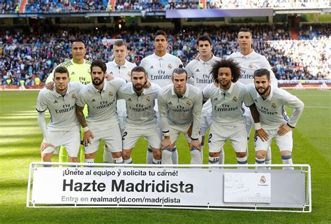 photo real madrid 2016 2017 باشگاه فوتبال رئال مادرید ورزش 11