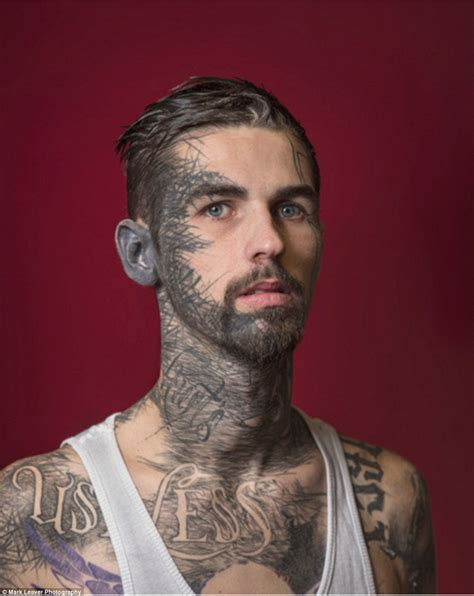 people with tattoos photographer leaver s images show with
