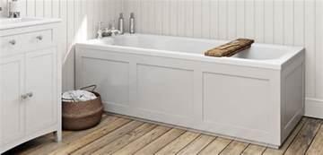 how to fit a wooden bath panel victoriaplum com
