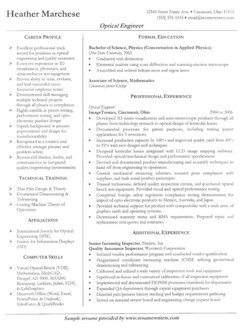 exles of engineering resumes material engineer resume resume ideas