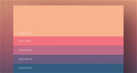 Minimalist Color Palette 2016 by It S Quot Wine Quot Not Dark Red Here Are The Correct Names Of