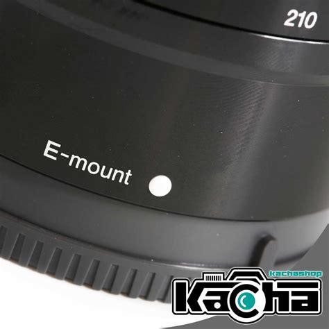 Sony Sel 55 210 F4 5 sale sony e 55 210mm f4 5 6 3 oss e mount lens sel55210