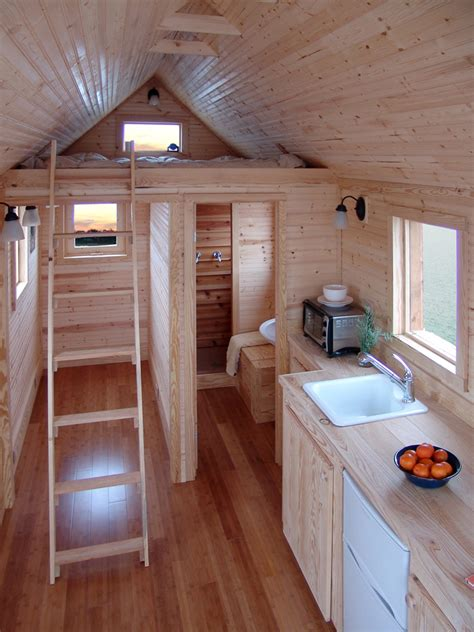 Tiny Home Interior | future tech futuristic architecture tiny homes