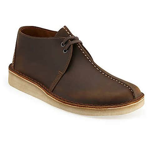 clarks shoes clarks desert trek for beeswax shoes