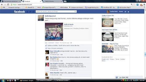 fb kena spam post dan update media sosial yang bikin para jomblo ingin