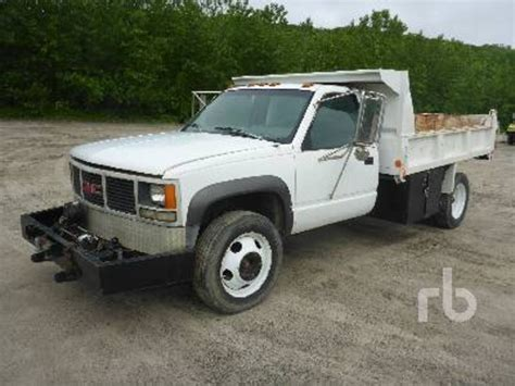 3500 gmc for sale gmc 3500 dump trucks for sale used trucks on buysellsearch