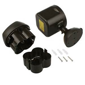 outdoor battery operated lights isolem outdoor battery operated motion sensor light