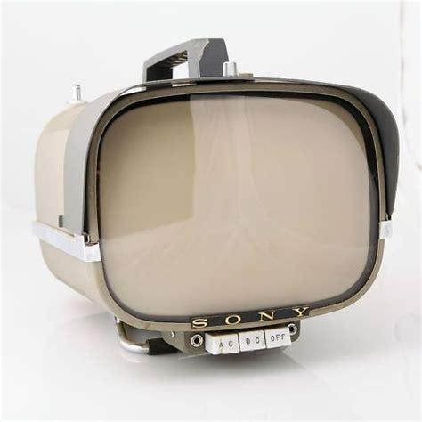 vintage sony 8 301w portable transistor tv bid on it at ebay vintage modern