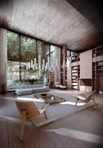 Zen Style Living Room Design by Zen Inspired Interior Design