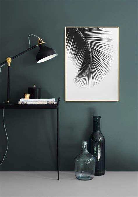 Poster Schwarz Weiß Mit Farbe by Die Besten 25 Wandfarben Ideen Auf Wandfarben