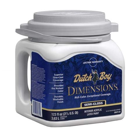 boy 1 db67303 dimensions interior acrylic paint semi gloss white gallon at sutherlands