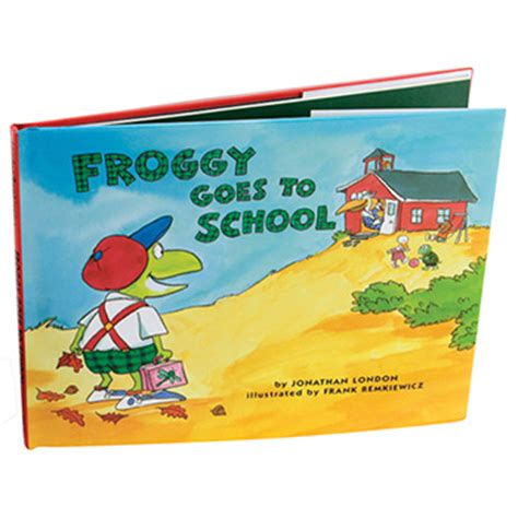 Froggy Goes To School item numbers froggy goes to school book