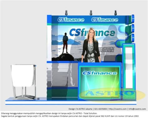 jasa design booth design booth di bali dan jakarta
