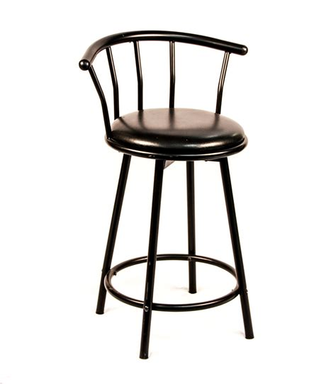 24 Bar Stool Black by Spindle Back Bar Stool Black 24 Corvallis
