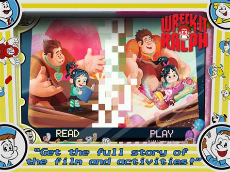 Fab Read Ralph Deluxe by Wreck It Ralph S Duty Interactive Comic