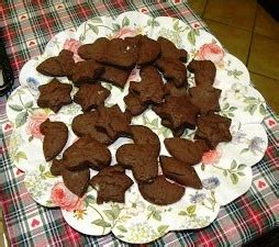 biscotti fatti in casa al cioccolato come preparare dei biscotti per feste e compleanni come