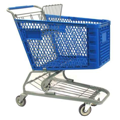 shopping cart plastic retail grocery shopping cart premier carts
