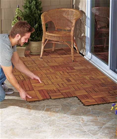 wood patio pavers set of 10 wood patio pavers the lakeside collection
