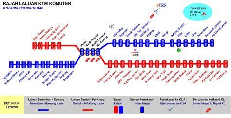 Ktm Malaysia Map Segi College Subang Jaya Shuttle Service Segi College