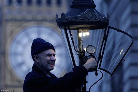 enchanting story of our last gas street lights and the